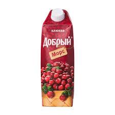 <b>Морс</b> «<b>Добрый</b>» из винограда и <b>клюквы</b> «<b>Клюква</b> ...