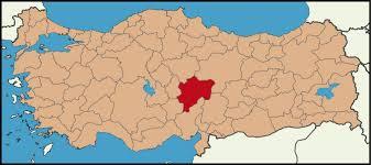 Image result for kayseri haritası