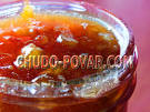 Тыква с апельсином варенье рецепт с фото