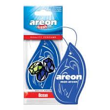 <b>Ароматизатор автомобильный Areon</b> Ocean | Отзывы покупателей