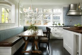 kitchen island booth