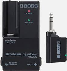 WL-50 | беспроводная система - BOSS