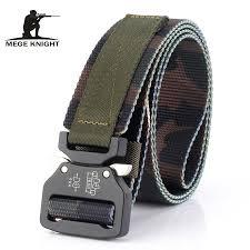<b>Tactical Belt</b> Combat Canvas Duty <b>Army</b> Waist <b>Belt</b> Nylon <b>Military</b> ...