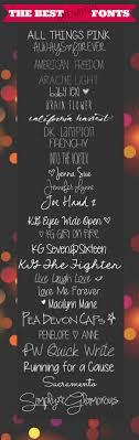 17 best ideas about best fonts fonts the best handwritten fonts from it s always ruetten ~ 26 fonts w