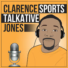 Clarence Sports Talkative Jones