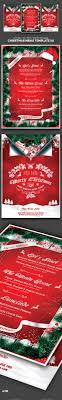 christmas menu template v by lou graphicriver christmas menu template v6 restaurant flyers