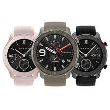 <b>Amazfit GTR 42MM Smart</b> Watch 12 Days Battery Music Control ...