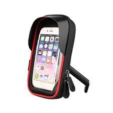<b>Waterproof Bike Phone</b> Mount Bag <b>Bicycle</b> Motorcycle Handlebar ...