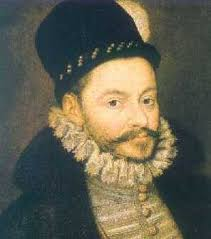 In 1593, King Henri of Navarre sent to Elizabeth, without consulting her…. …..one Antonio Perez… …..for her to clothe and feed…. Elizabeth was furious… - perez-antonio