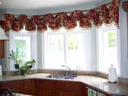 kitchen decoration print curtains