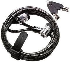 <b>LENOVO Kensington</b> Twin Head Cable <b>Lock</b> | <b>Замки</b> | <b>Аксессуары</b>