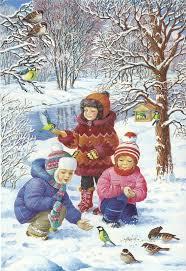 """Результат пошуку зображень за запитом """"зима картинки для детей"""""""