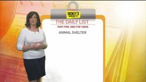 daily list part time jobs for teens good day sacramento