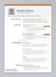 top  creative resume templates for web designersprogrammer resume template
