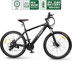 HOTEBIKE 36V 350w Ebike Electric Bike 26