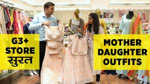 <b>Mother Daughter</b> Outfits - Twinning Indian <b>Dresses</b> - HINDI | G3+ ...