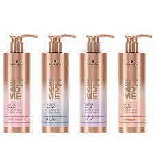 <b>Schwarzkopf BLONDME Blush</b> Wash Shampoo - CoolBlades ...