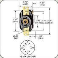 l plug wiring diagram wiring diagram l14 30p plug wiring diagram and hernes