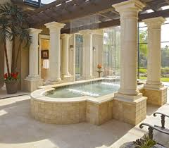 Mediterranean House Plans With Swimming Pools   Free Online Image        Mediterranean House Plans furthermore Mediterranean Pool Landscape Ideas besides Spanish Mediterranean House Plans With Pools further