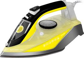Купить утюг Polaris Утюг <b>Polaris PIR 2460АK</b>, <b>желтый</b>, серый ...
