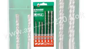 Набор буров <b>Hammer</b> Flex <b>201-902 DR</b> купить в Санкт ...