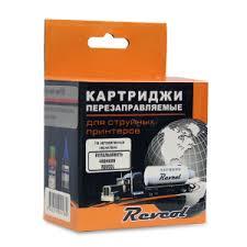 ПЗК, Canon, MG8150 (<b>PGI</b>-<b>525</b>/<b>CLI</b>-<b>526</b>), <b>Revcol</b>, <b>картриджи</b> ...