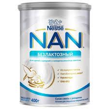 Характеристики <b>сухой</b> молочной <b>смеси Смесь NAN</b> (Nestlé ...