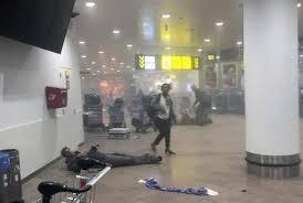 Risultati immagini per immagini attentato bruxell