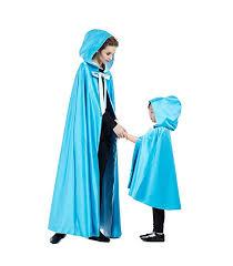 BEAUTELICATE Hooded Cloak Long Cape for ... - Amazon.com