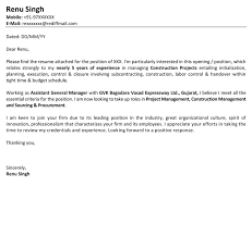 Sales manager position job application letter sample by docbase