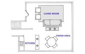 Open Floor Plan Layout Ideas   Great Room Decorating TipsGood Housekeeping