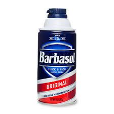 <b>Крем</b>-<b>пена для бритья Barbasol</b> Original Shaving Cream Perio Inc ...