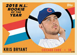 Image result for kris bryant card
