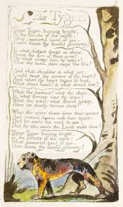 essays on william blake the tyger