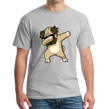 Модная забавная Мужская футболка для танцев <b>DAB</b> Dog <b>Cat</b> ...