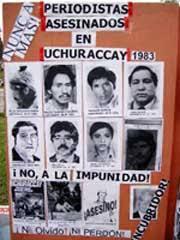 Resultado de imagen para mártires de uchuraccay