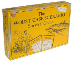 Image result for worst case scenario game