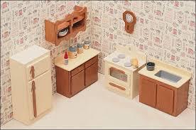 unfinished dollhouse furniture kitchen affordable dollhouse furniture