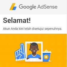 Pengalaman Diterima Google Adsense Full Approve Bagian II 2017
