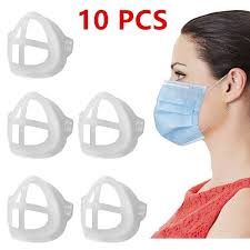 Reusable <b>3d Face Mask Inner</b> Support Mask Extension Support ...
