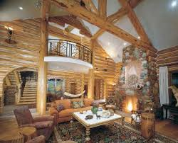 charles cunniffe architectssteve mundinger photographer masculine lodge style pervades this impressive log home generous chairs including two fashioned cabin furniture ideas