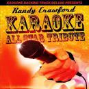 Karaoke Backing Track Deluxe Presents: Randy Crawford