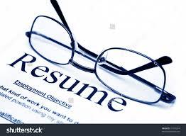 resume stock photo shutterstock resume