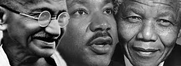 Image result for mahatma gandhi and martin luther king