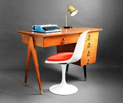 image of mid century modern office chair design chair mid century office