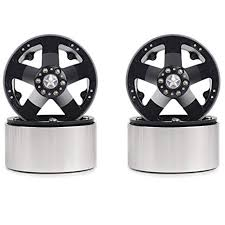 ljym88 Wheel Rim 4pcs 2.2inch <b>Universal Durable</b> Hub Aluminum ...