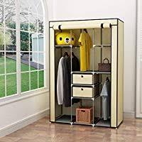<b>HOME</b> BI Clothes Closet Portable Wardrobe <b>Durable</b> Clothes ...