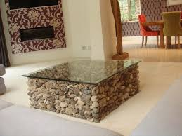 image of square driftwood coffee table with glass top awesome tree trunk coffee table