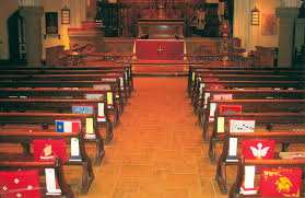 Image result for church kneelers