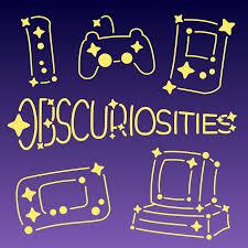 Obscuriosities